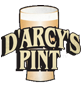 logo for D'Arcy's Pint